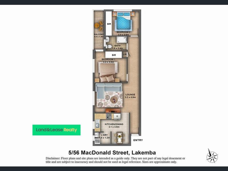5/56 Macdonald Street, Lakemba, NSW 2195