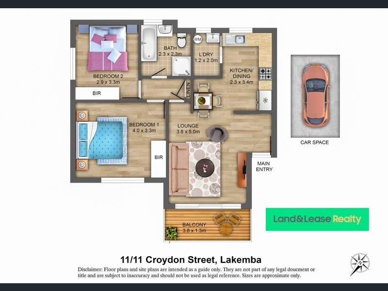 11/11 Croydon Street, Lakemba, NSW 2195