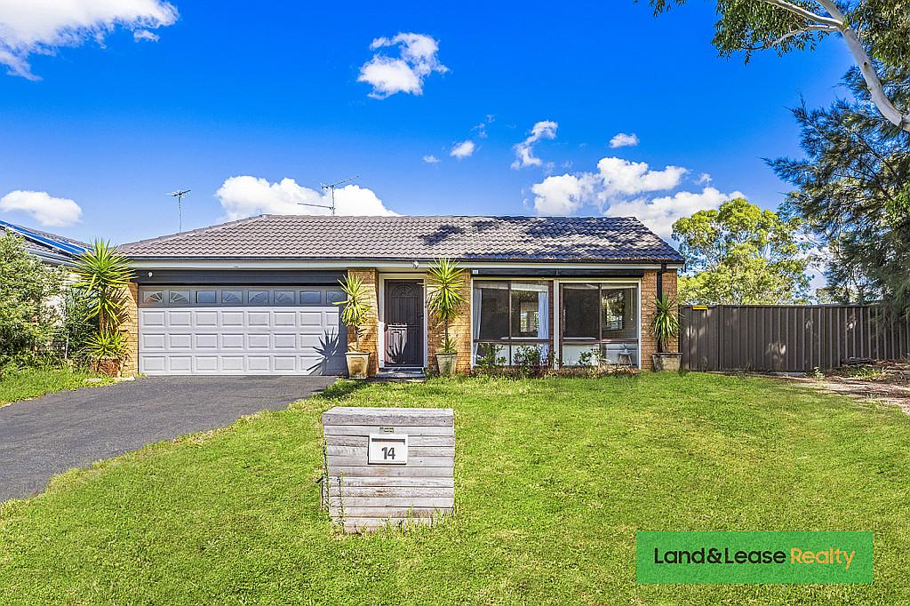 14 PARKHILL AVENUE LEUMEAH NSW-114 PARKHILL AVENUE, Leumeah, NSW 2560