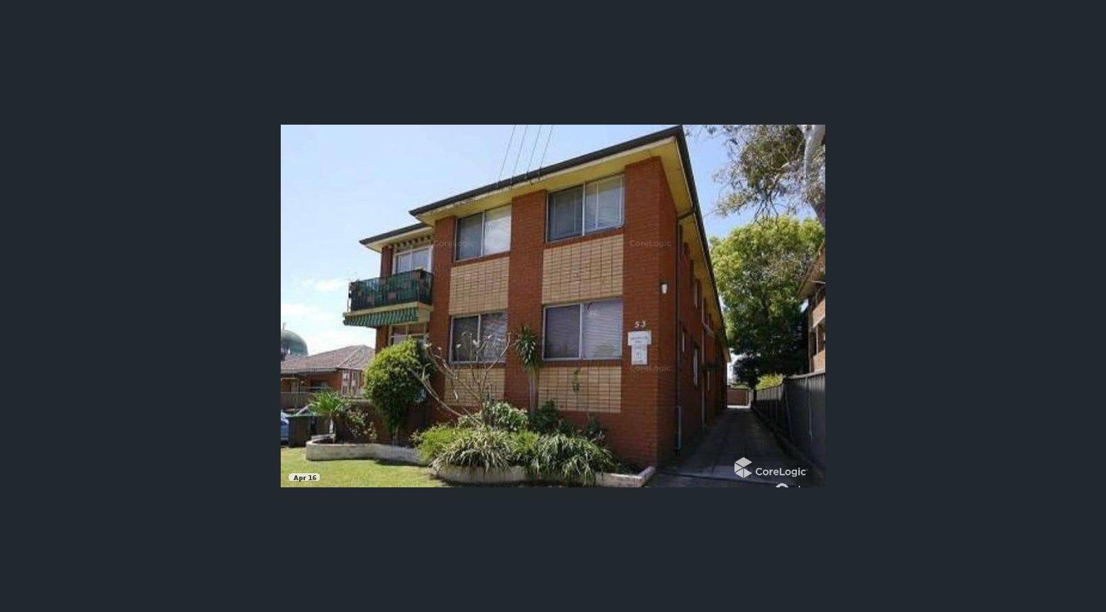 6/53 Wangee Road, Lakemba, NSW 2195