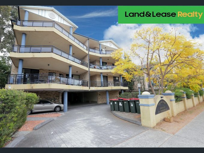 16/18-20 Blaxcell st, Granville, NSW 2142